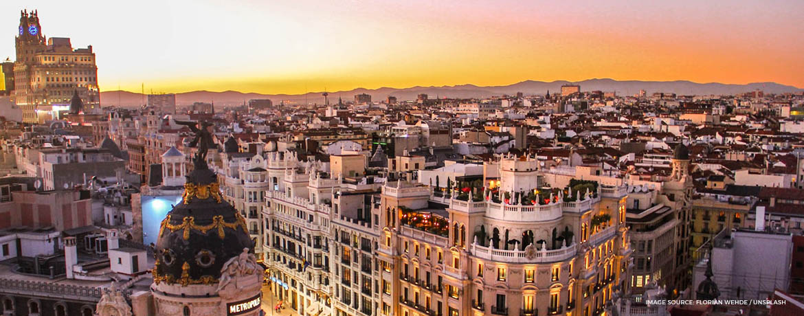 Madrid city guide Spain