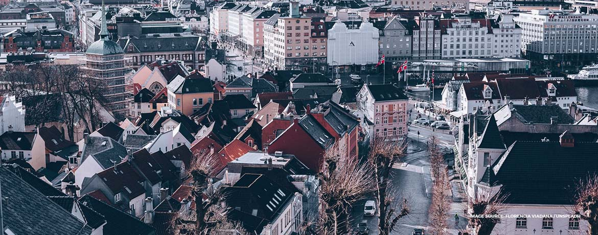 Bergen city guide Norway