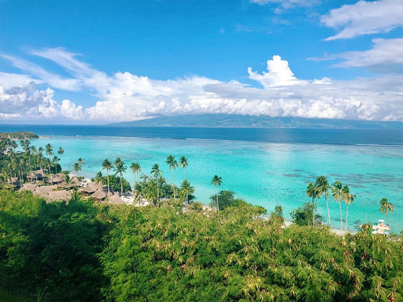 Romantic Destination Moorea French Polynesia