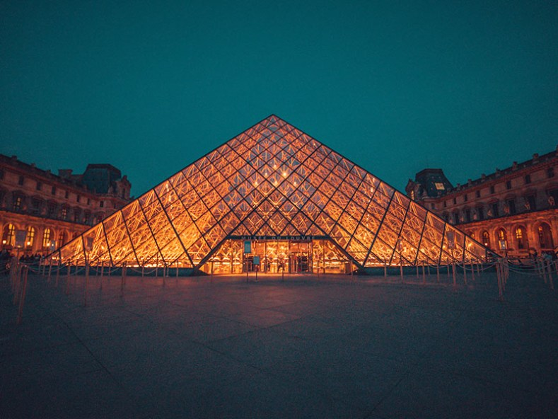 Secrets of the Louvre Museum
