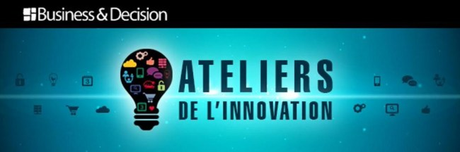 Ateliers de l'innovation Big Data