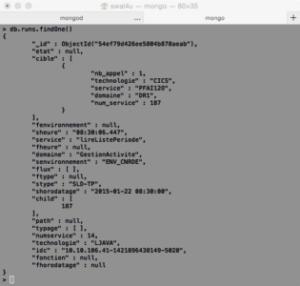 Document MongoDB