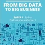 Big Data white paper: « From Big Data to Big Busine$$ » – free