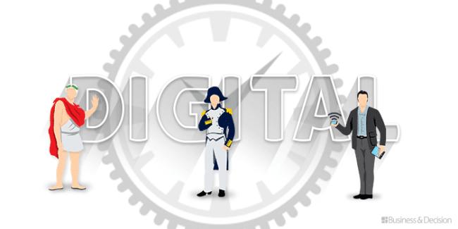 L'Histoire recèle de leçons pour les entreprises en quête de transformations digitales.