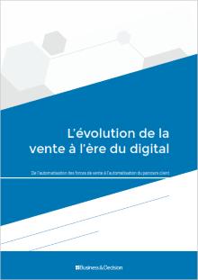 """Livre Blanc """"L'évolution de la vente à l'ère du digital"""""""
