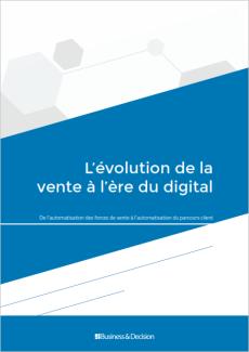 Livre Blanc - L'évolution de la vente à l'ère du digital