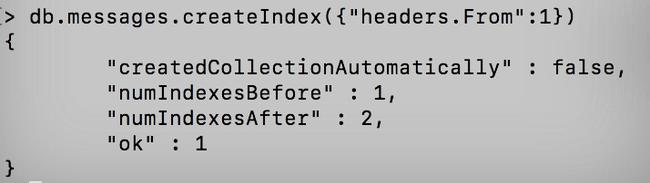 [Tutoriel] MongoDB : Indexation et performance - enron-createIndex-from11