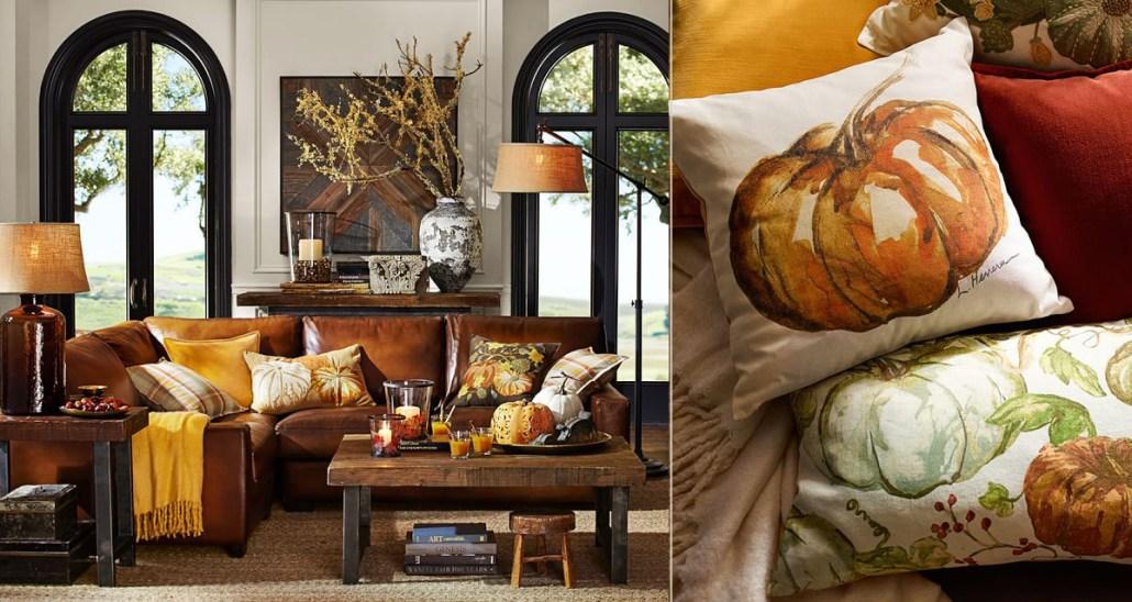 Fall Decorating Ideas Living Room