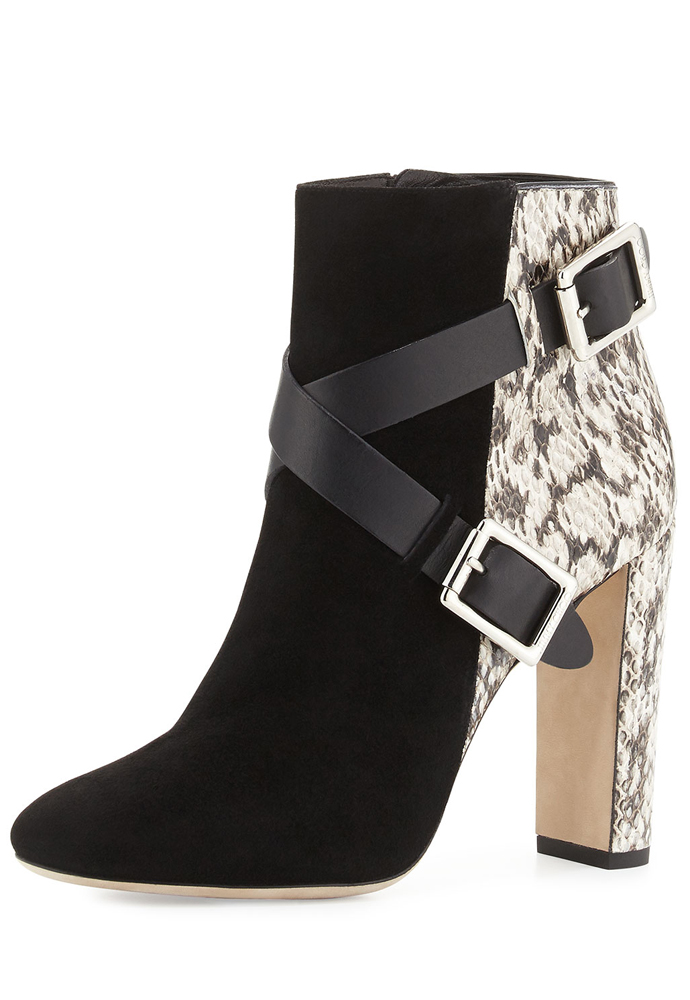 Jimmy Choo Watersnake Boot