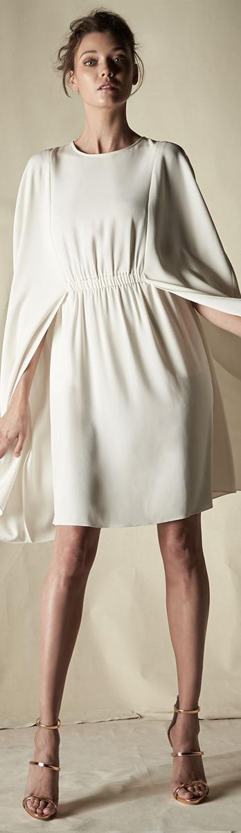 Co Cape Dress