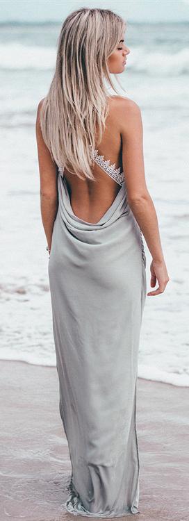 Mystic Boho Gown