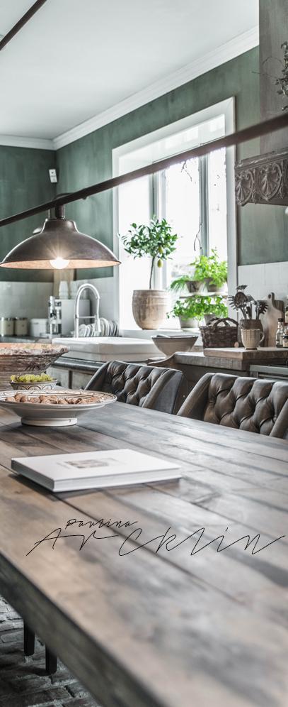 Paulina Arcklin | Dining Room