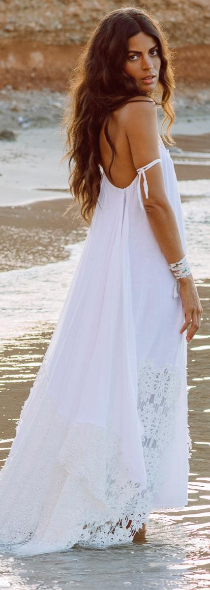 Anjuna Elena Long Dress