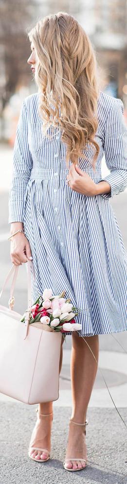 Feminine Summer Dress