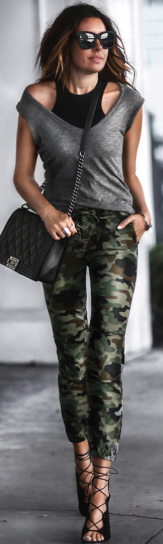 Street Fashion 2017   30+ Summer Outfit Ideas   BuyerSelect.com