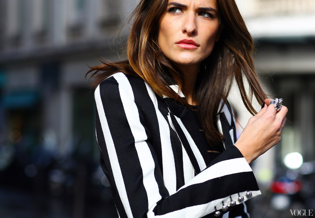 Black & White Street Style | 30+ Summer Outfit Ideas | BuyerSelect.com