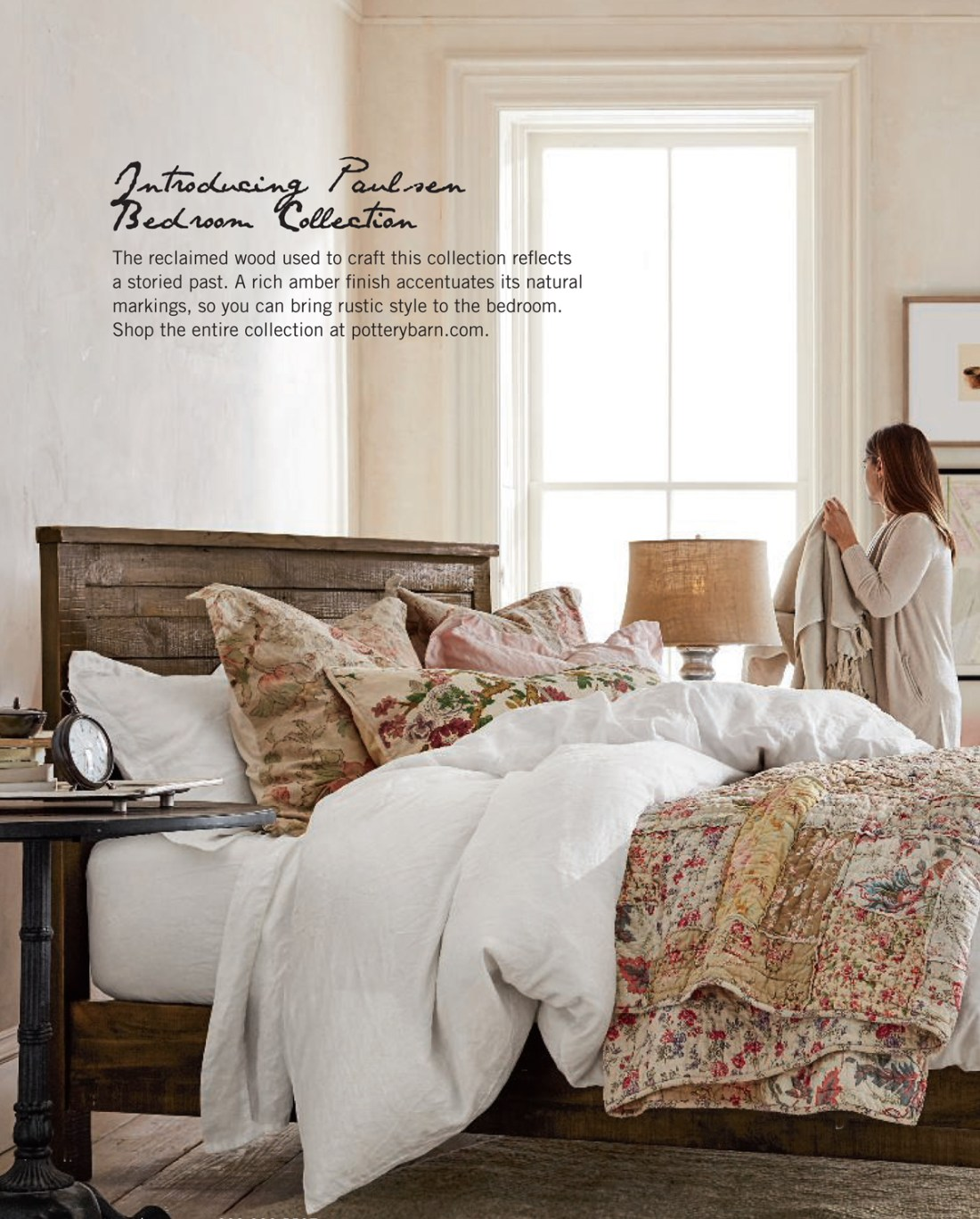 Artisanal Vintage Bedding