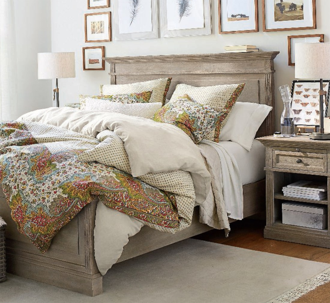 Modern Rustic Decorating Ideas | Salinas Quilt