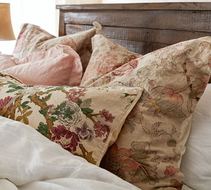Vintage Decorating Ideas | Bedding