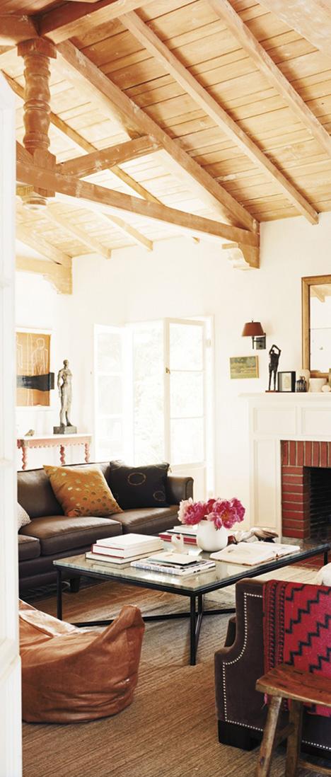 Nickey Kehoe Interiors   Rustic Bohemian Design