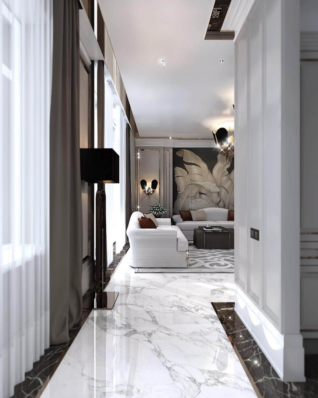 Constantin Frolov Interior Design | Glamorous Homes