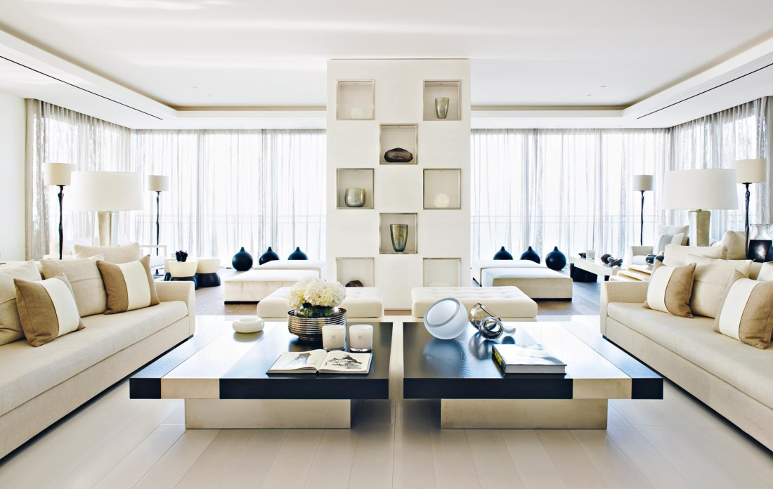 Kelly Hoppen Private Home