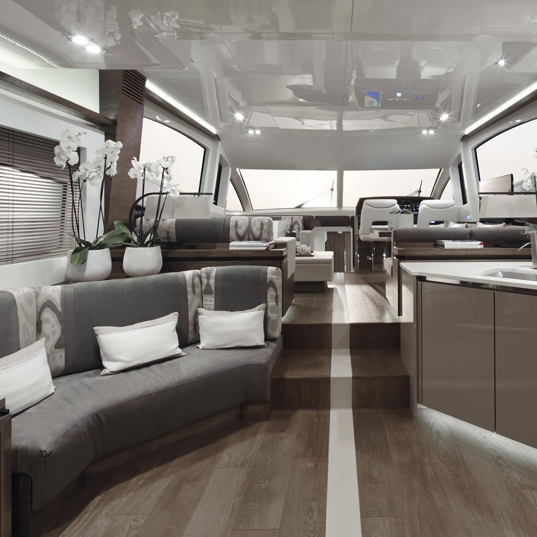 Kelly Hoppen Luxury Yacht