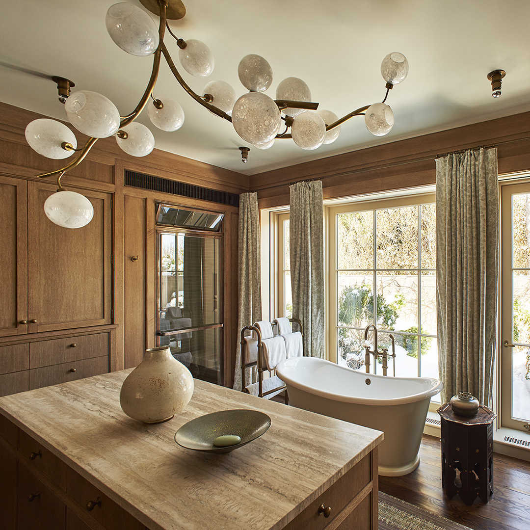 Michael S. Smith Interiors | New Colonial | East Hampton, NY