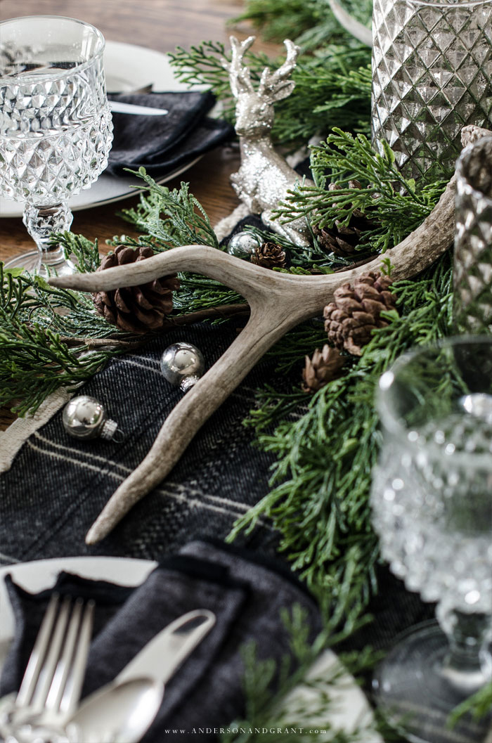 Christmas Table Ideas | Anderson & Grant