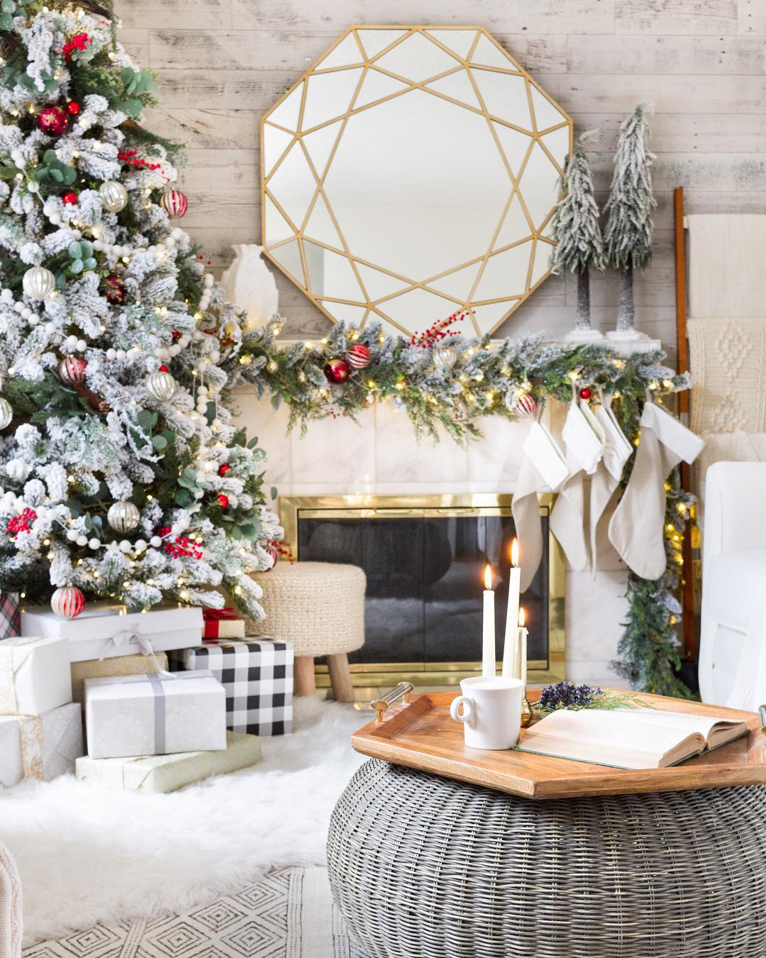 Christmas Decorating Ideas | Zevy Joy Blog