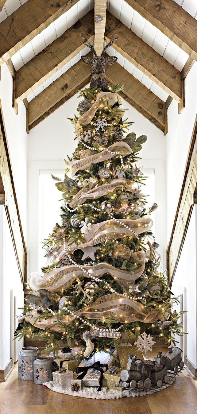 Rustic Christmas Tree | Kirklands