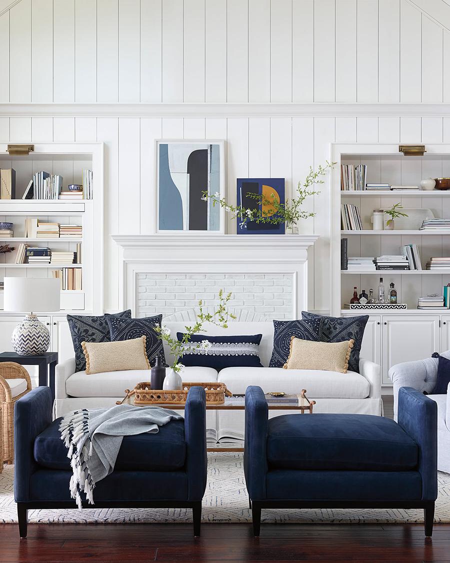 Contemporary Coastal Interior Design