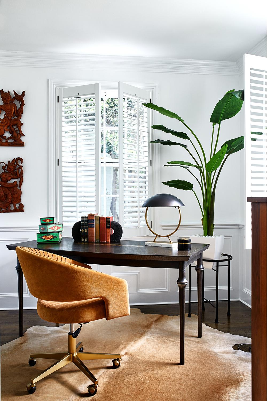 Breeze Giannnasio | Eclectic Office