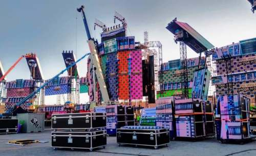 EDC Construction Vegas 2019