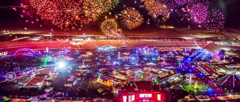 EDC Las Vegas 2020 has officially been postponed to October