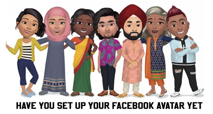Have You Set Up Your Facebook Avatar Yet: Avatar on Facebook | Facebook Avatar Maker