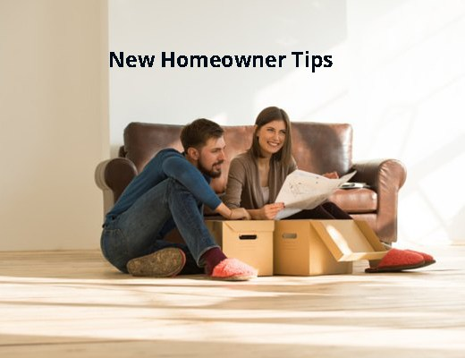 New Homeowner Tips