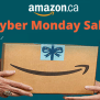 Amazon Ca Cyber Monday Sale Swagblog Canada