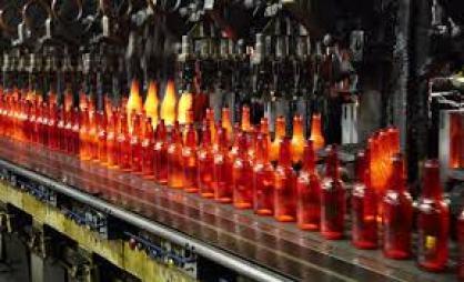 fábrica de garrafas