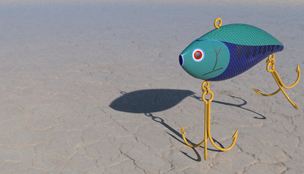 Fusion 360 Design Challenge – Win a Fishing Trip