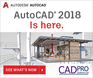 AutoCAD & AutoCAD LT 2018 is Here!