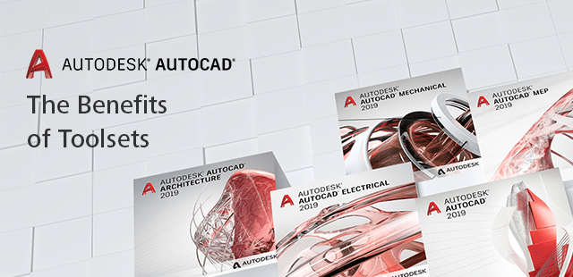 AutoCAD Specialised Toolsets are timesavers