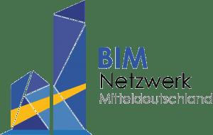 Logo BIM Netzwerk Mitteldeutschland