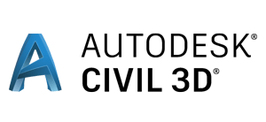Autodesk Civil 3D Logo Lockup