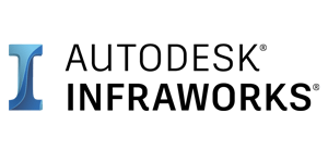 Autodesk Infraworks Logo Lockup