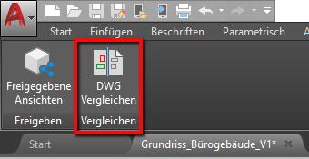 DWG Vergleichen