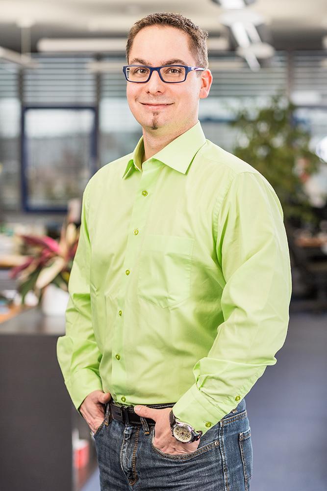 Ray Schleicher VISI Ansprechpartner