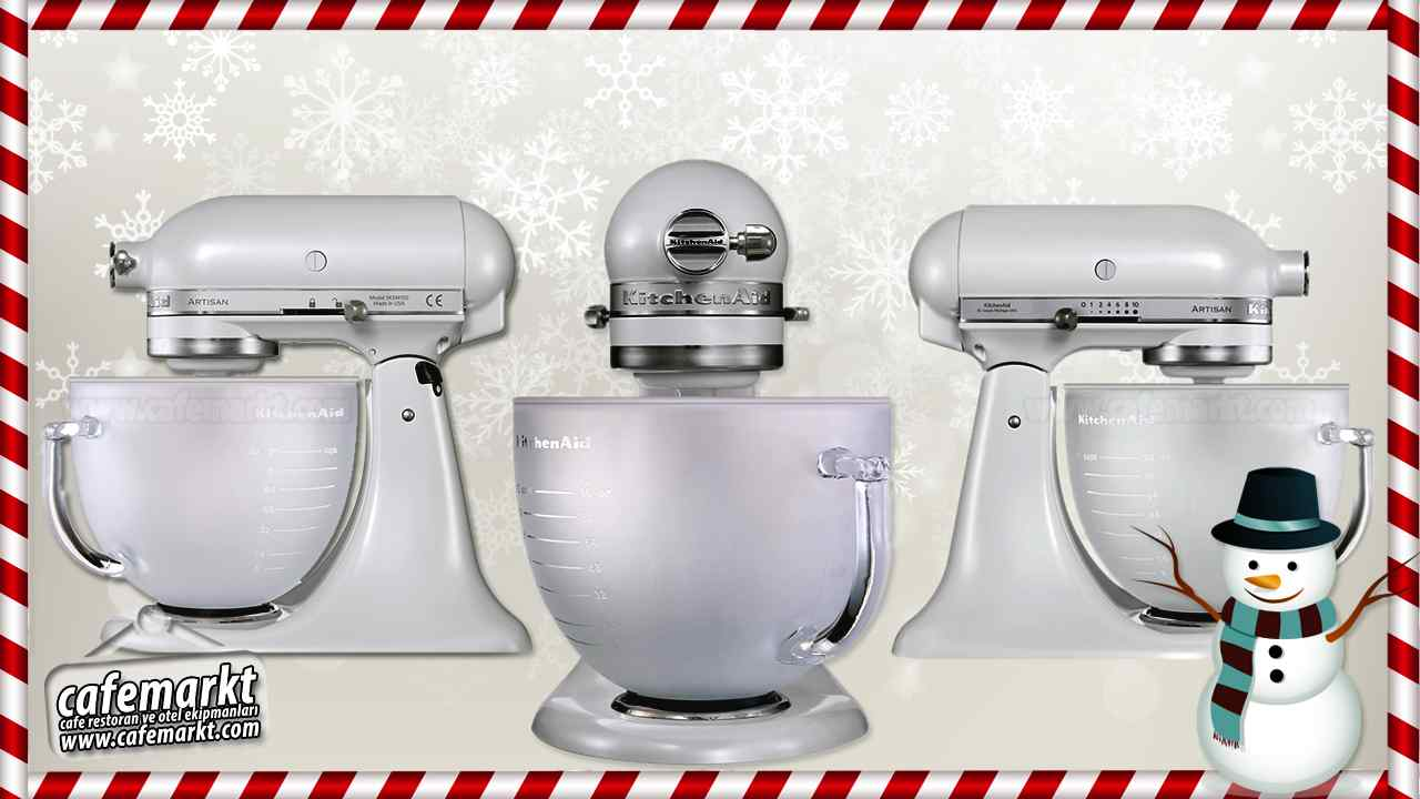 Kitchenaid Buzlu İnci