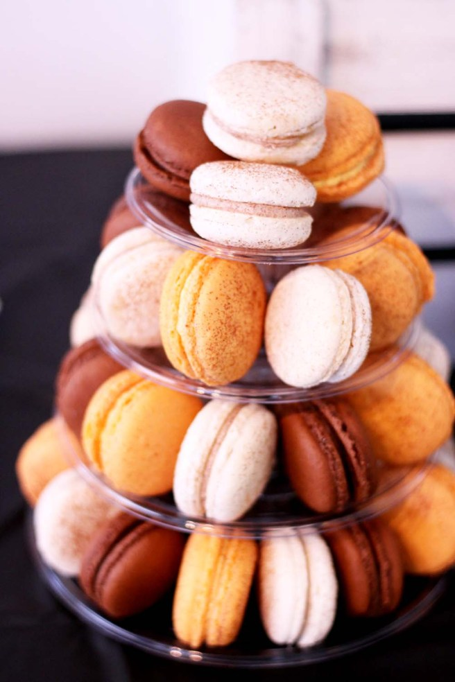 macaron tree from french bakery in northern new jersey