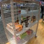 Cambro NAFEM Security cage